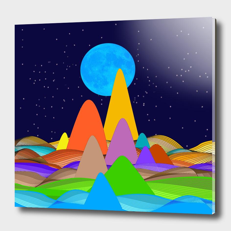 Fanciful Hills -4