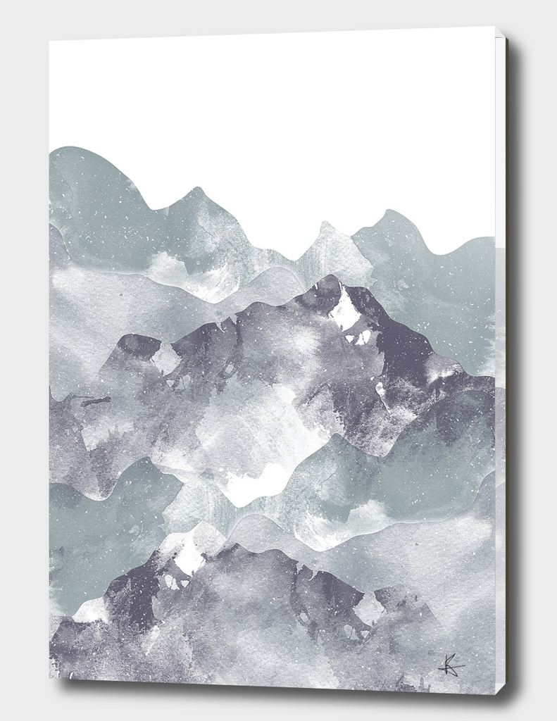 mountains wanderlust