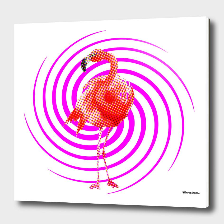 Pink Flamingo #1
