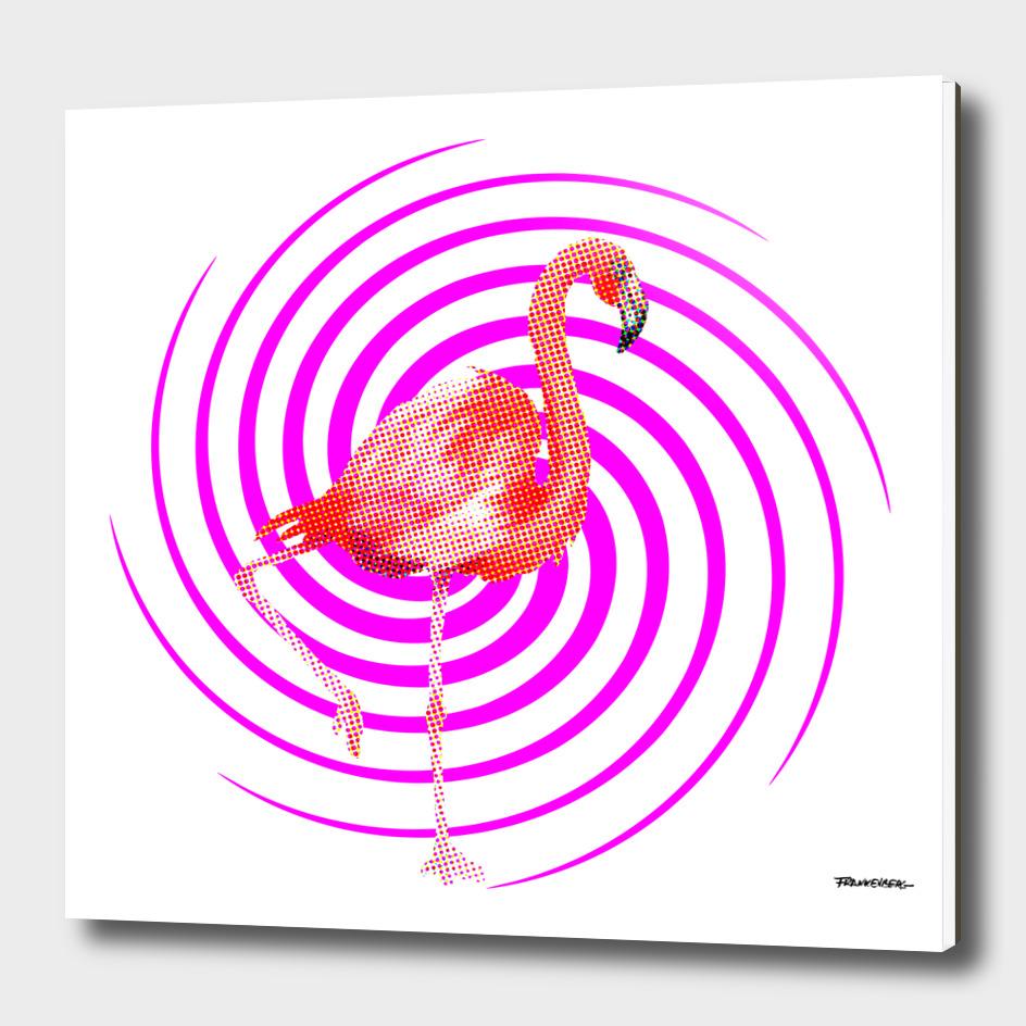 Pink Flamingo #2