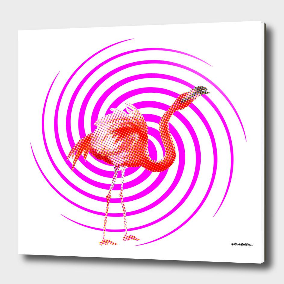 Pink Flamingo #3