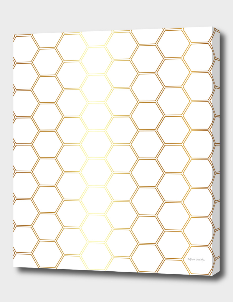 Honeycomb - Gold #170