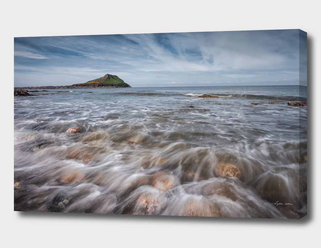 Worms head on the Gower peninsula