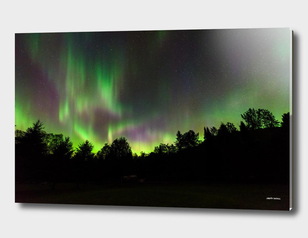 Quebec Northern Lights
