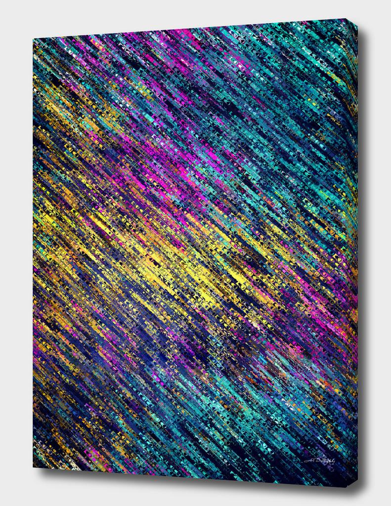 Fractal Pixels XIX / LE