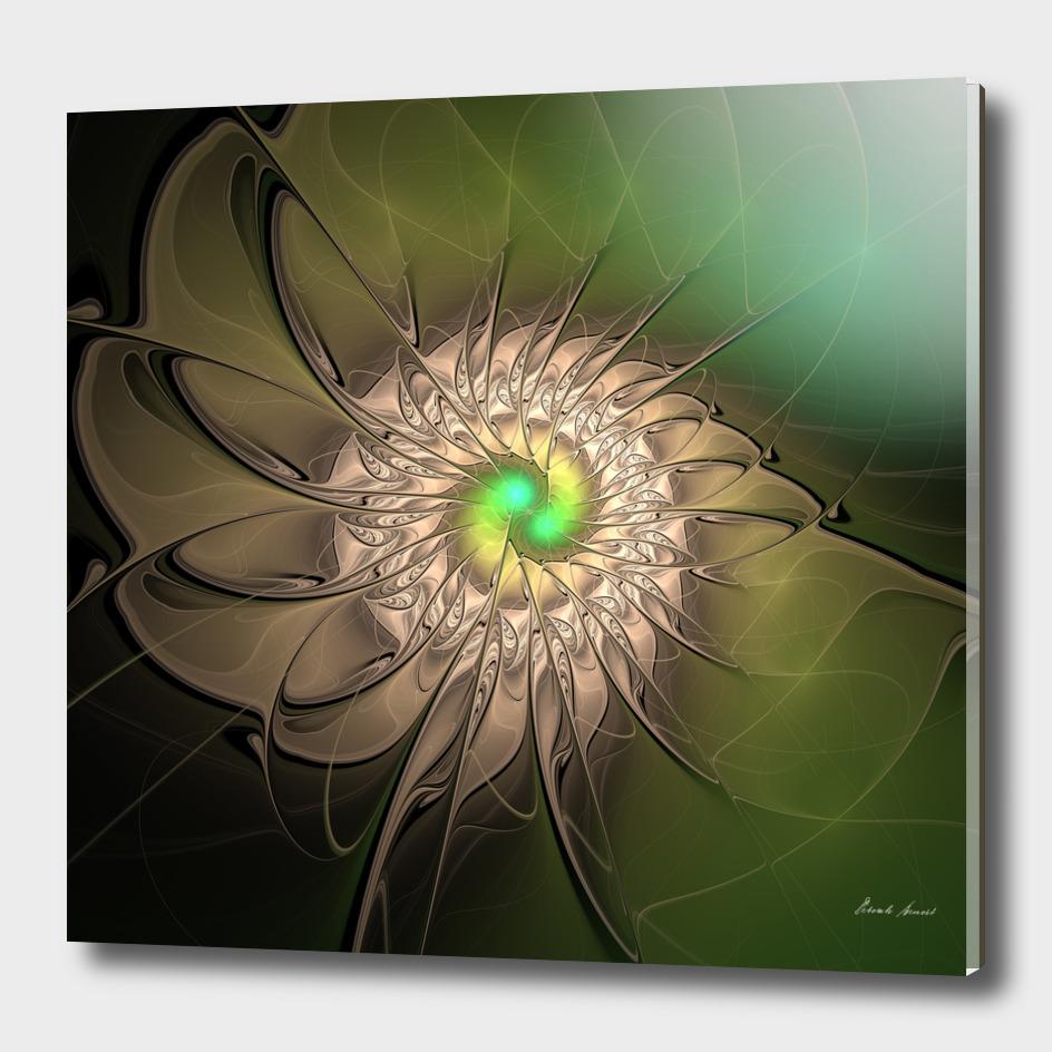 Digital Green Spin