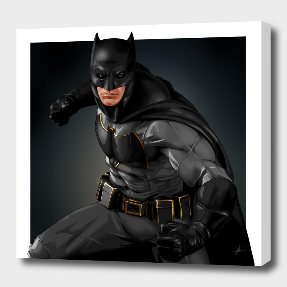 Ben Affleck - Batman Rebirth