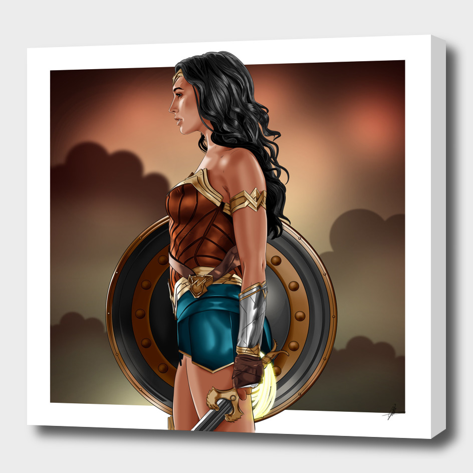 Gal Gadot - Wonder Woman Rebirth