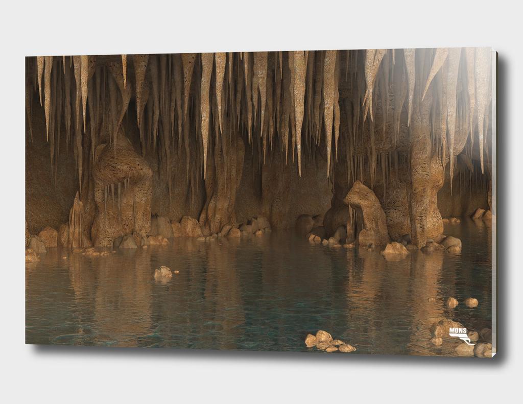 Drach Caves.  Mallorca