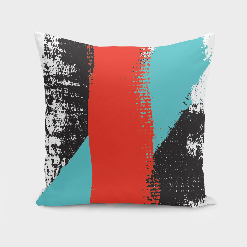 RED ⎮ TURQUOISE ⎮ BLACK