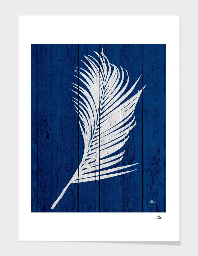 Blue Nature Dark Blue Palm4