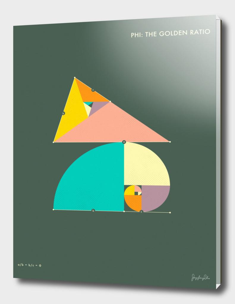 PHI: The Golden Ratio (2)