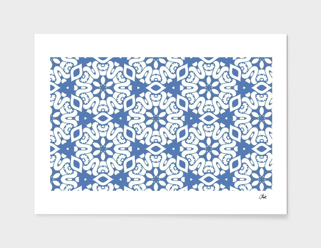 Blue Flower Latisse