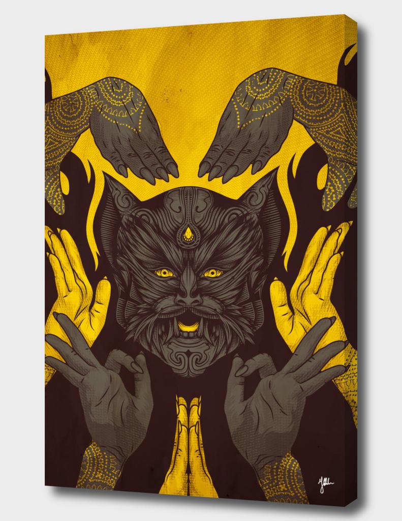 Tarian Setan