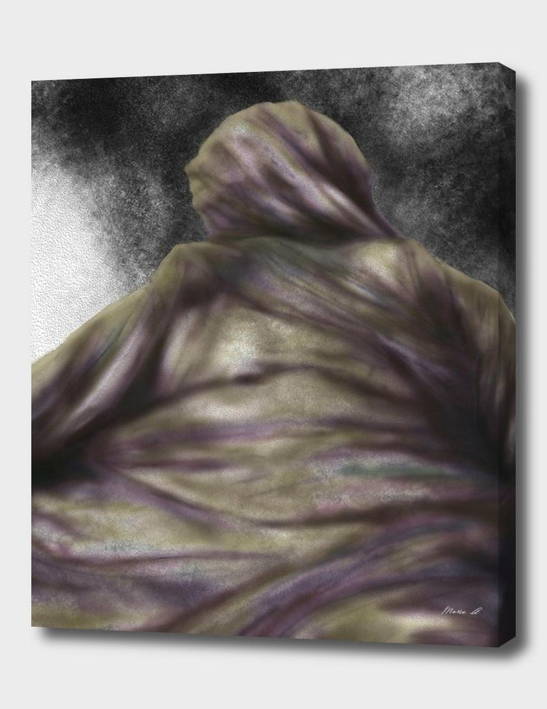 blanket humanoid