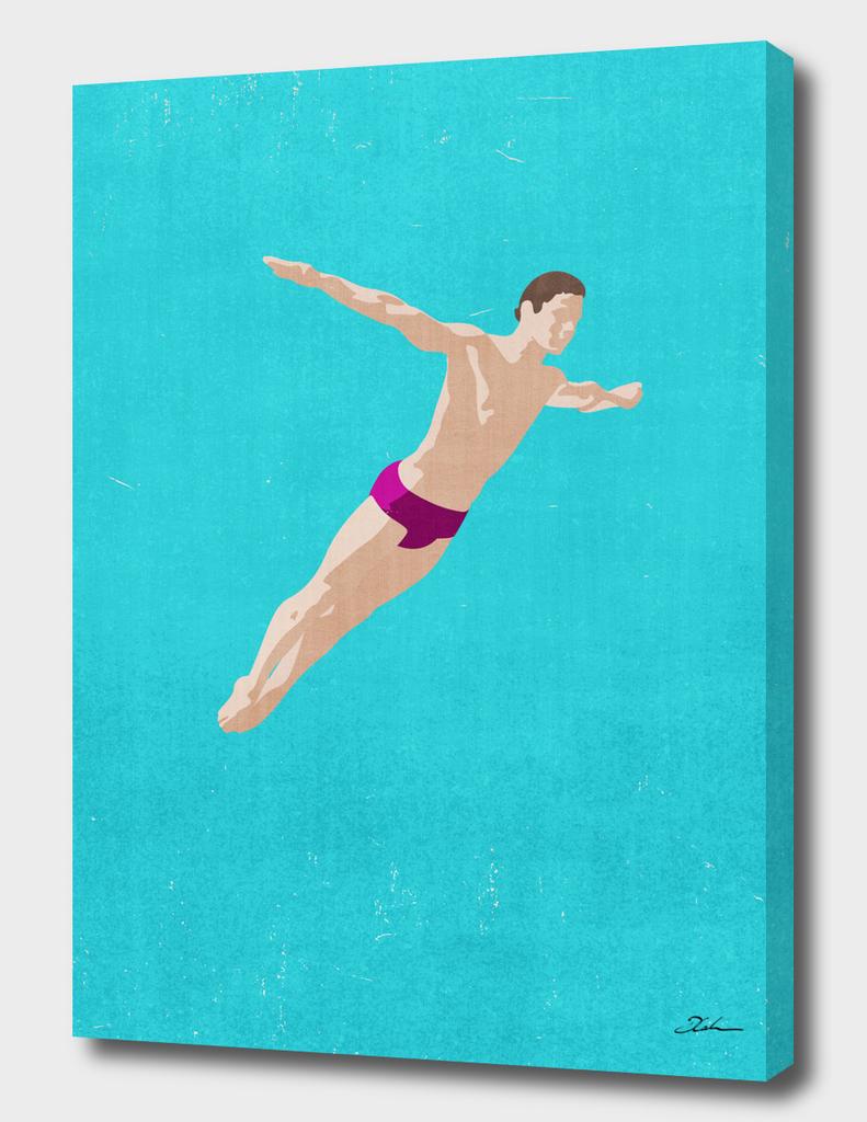 SUMMER GAMES / diving