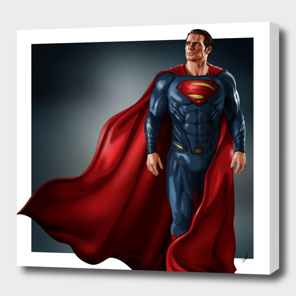Justice League: Superman (Original Suit)