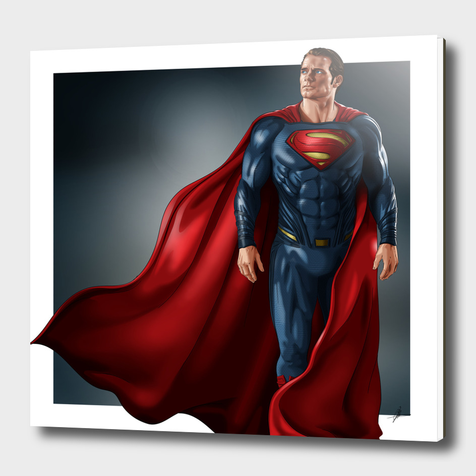 Justice League: Superman (Original Suit)