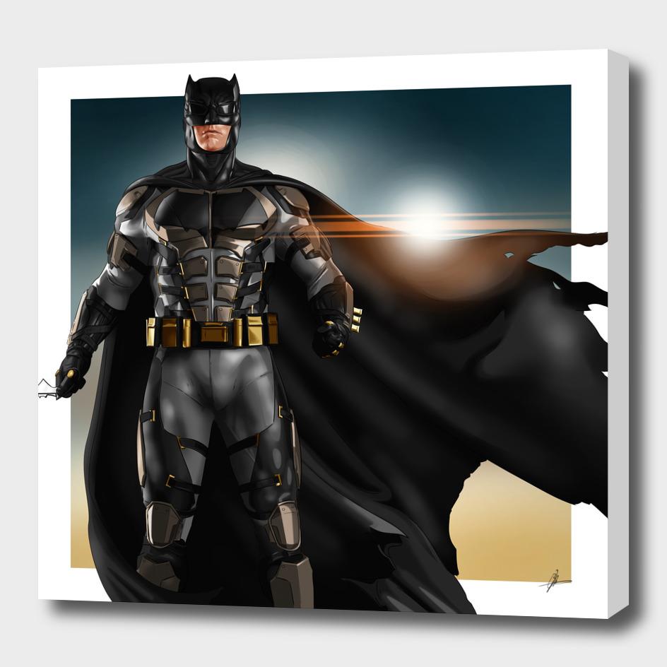 Justice League: Batman (Tactical Suit)