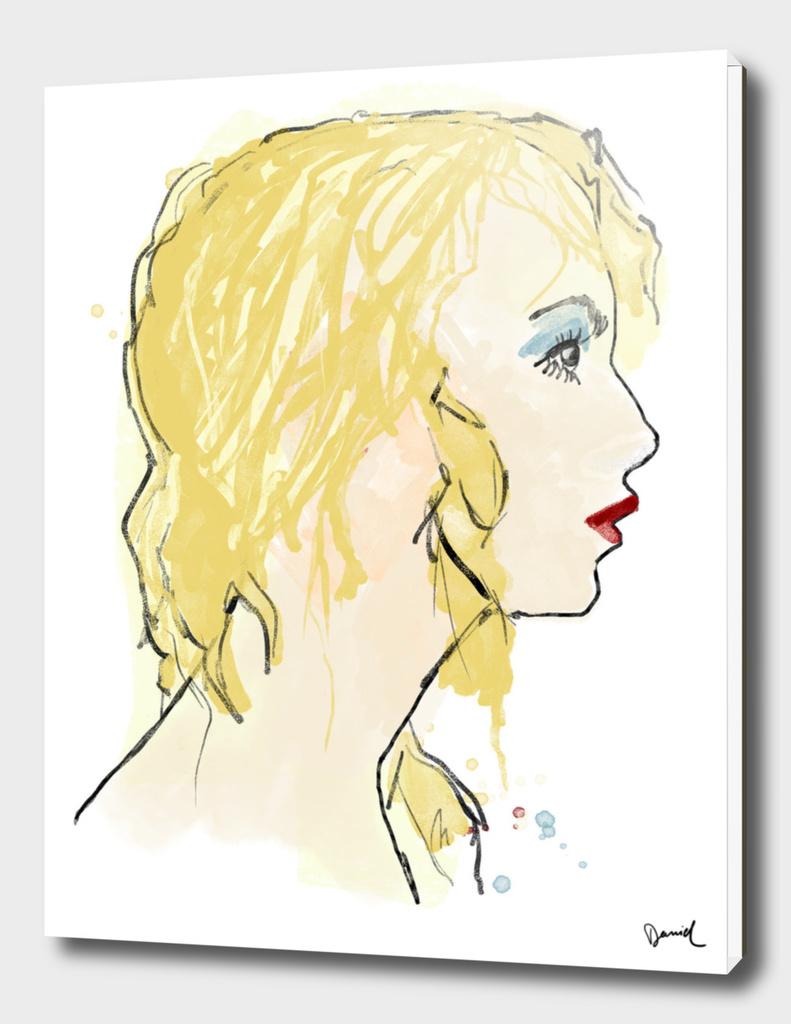 Face 03 – Goldy
