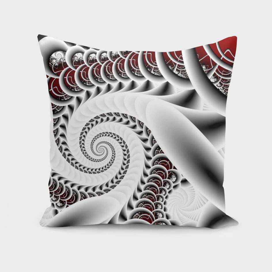 White Spiral