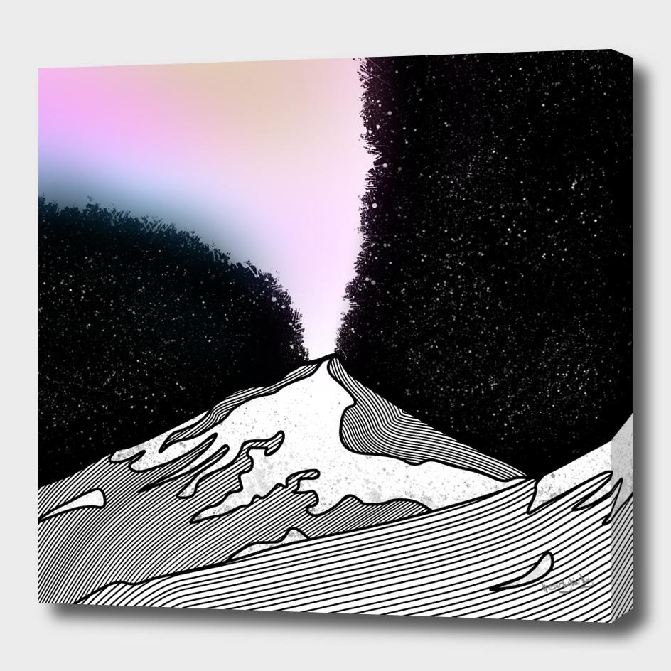 Pavlof Volcano