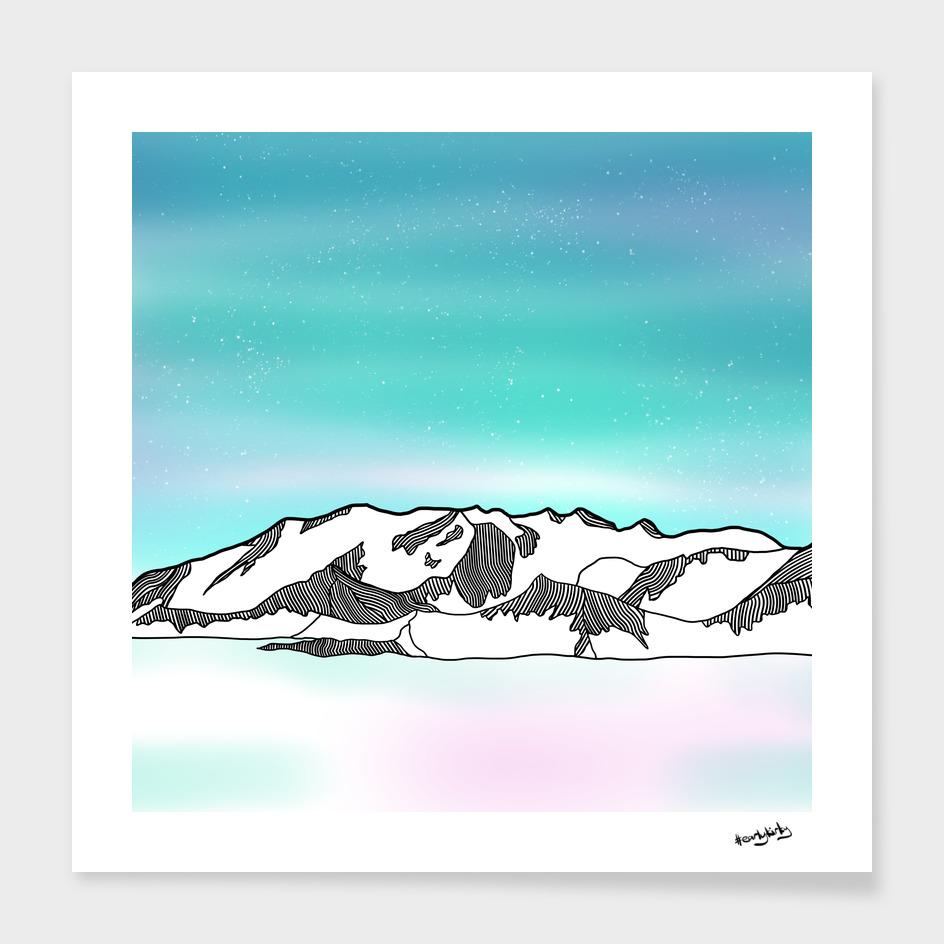 Vinson Massif Antarctica