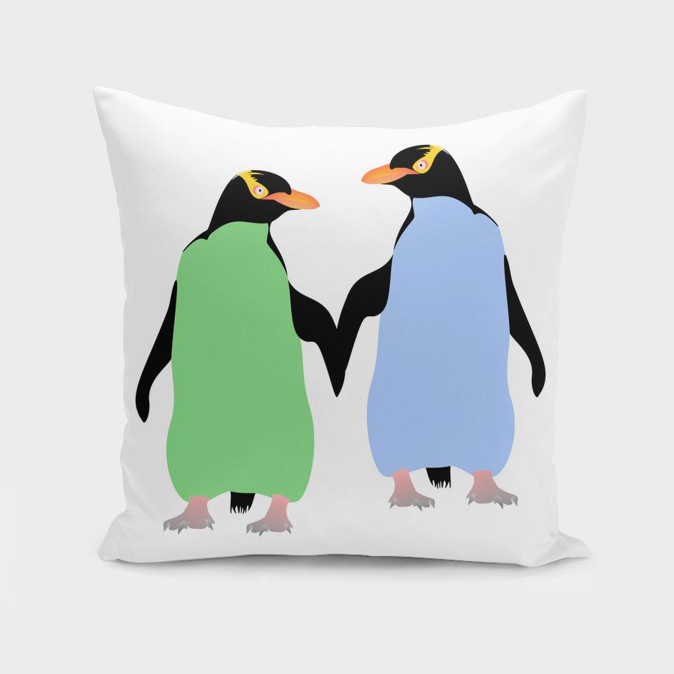 Gay Pride Penguins