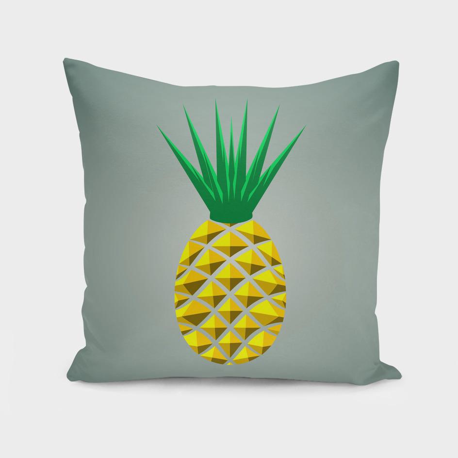 Pineapple Geometric