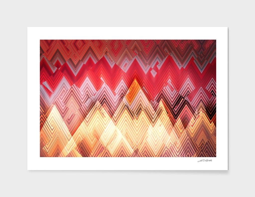 Fractal Pixels XXIII / LE