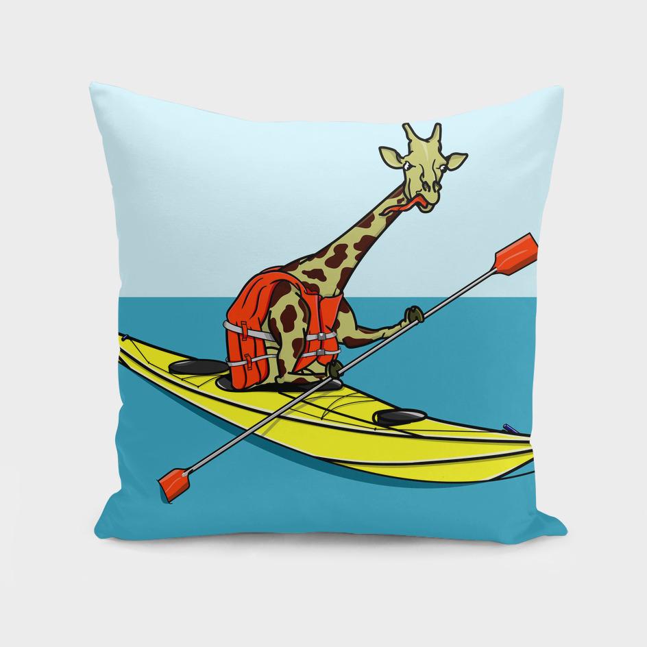 Giraffe Sea Kayaking