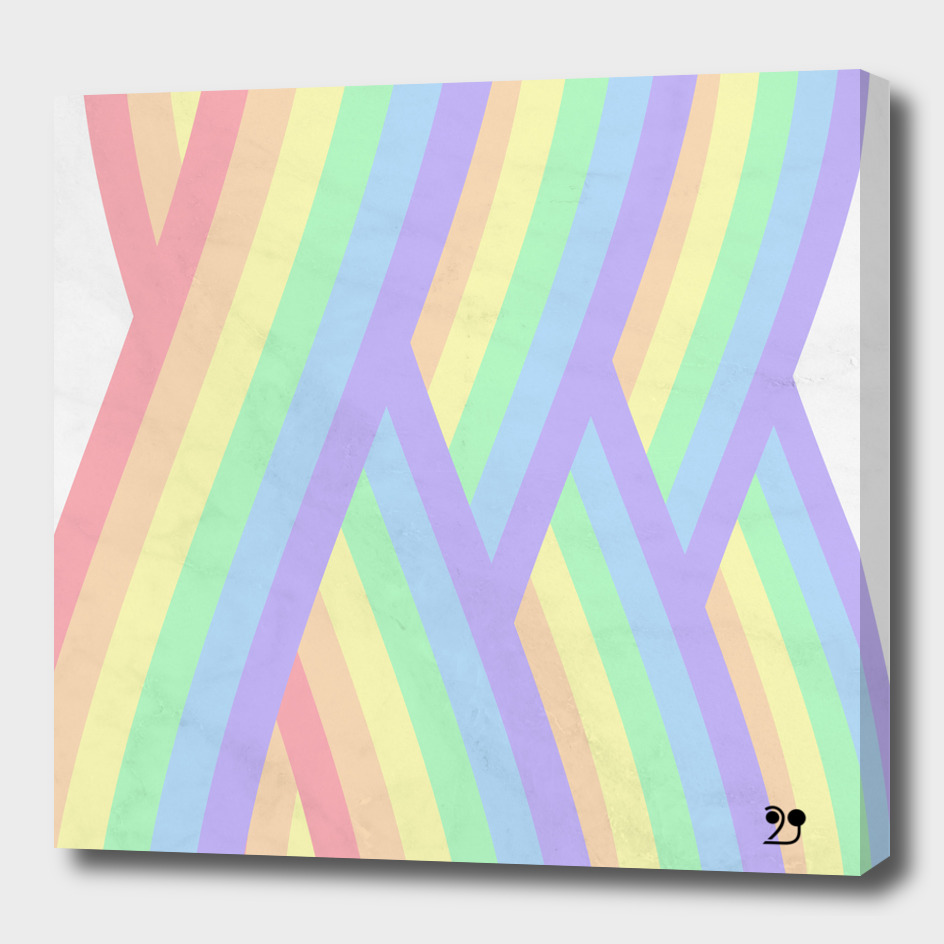 Rainbow geometric