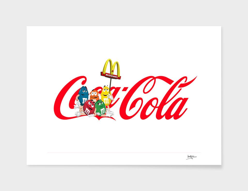 EAT THIS COCA COLA