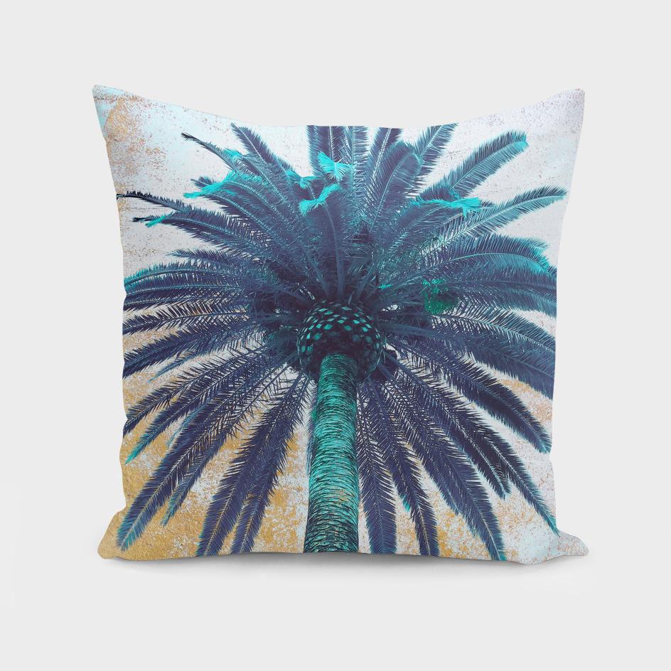King Palm Blue