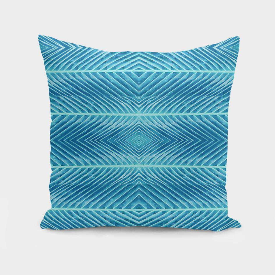 Blue Palms Art