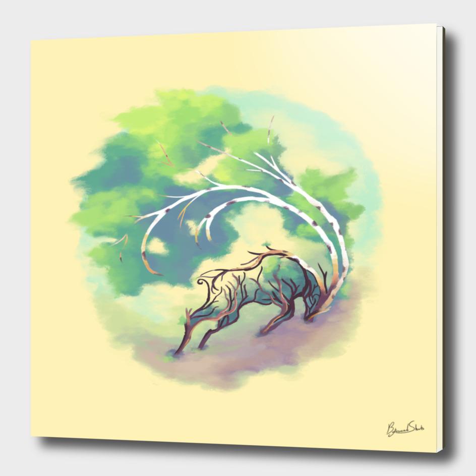 Essence of Nature - Thunderous Wind