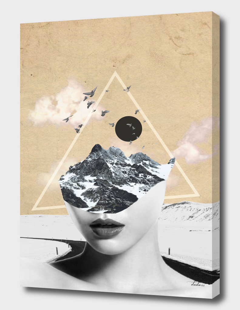 collage art / Wild Nature
