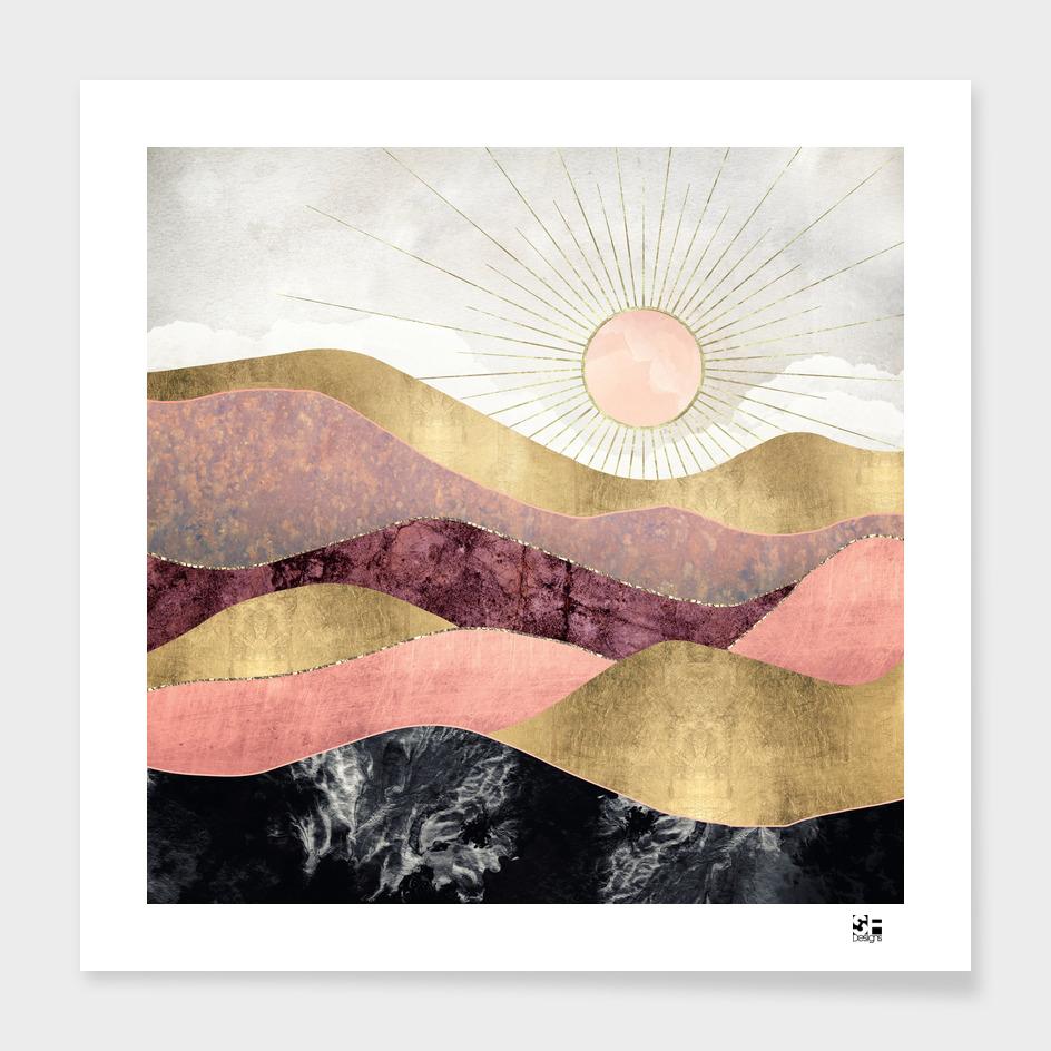 Blush Sun