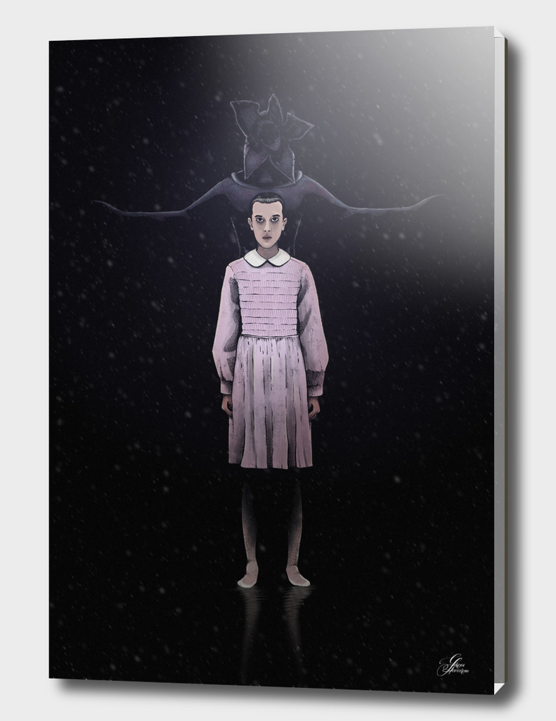 Eleven - Stranger Things Fan-art