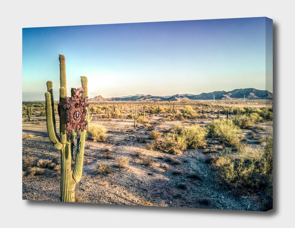 Cactus Cuckoo
