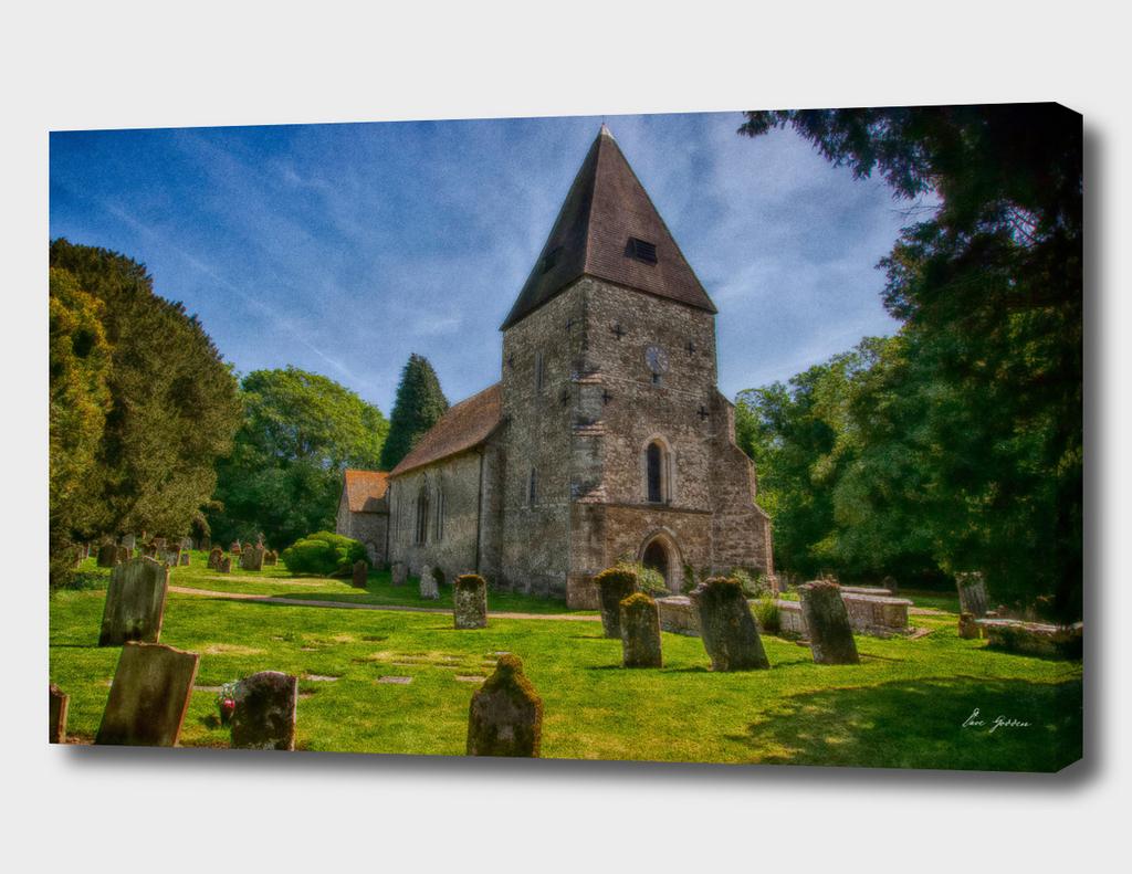 St Mary Hunton