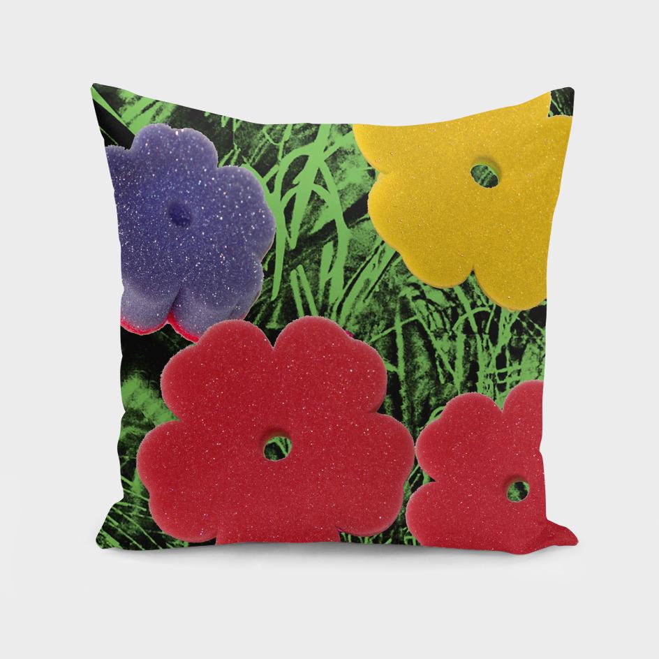 Sponge Flowers - The Copy is a Homage