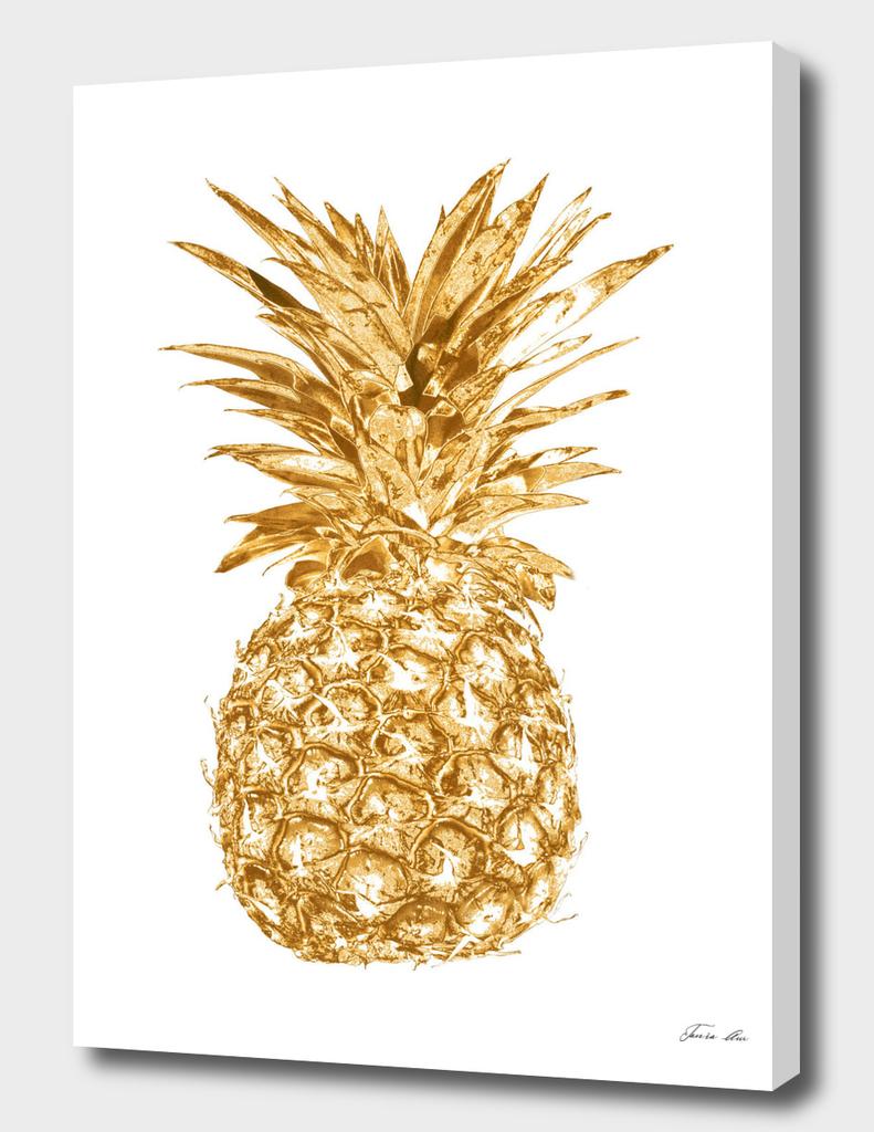 Golden pinapple