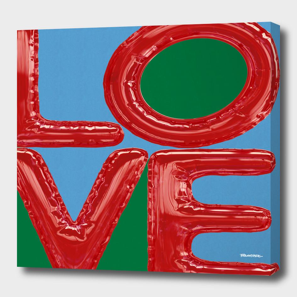 LOVE - Baloon