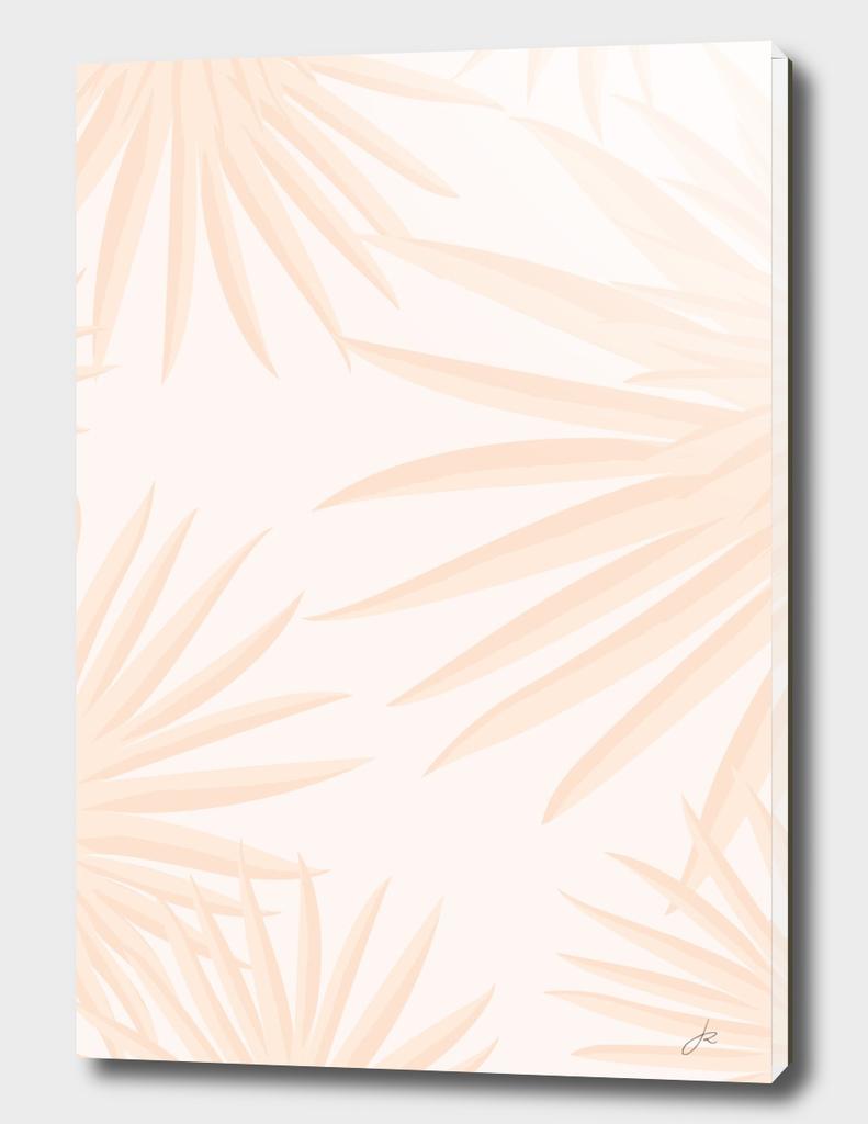 Palm vibes blossom