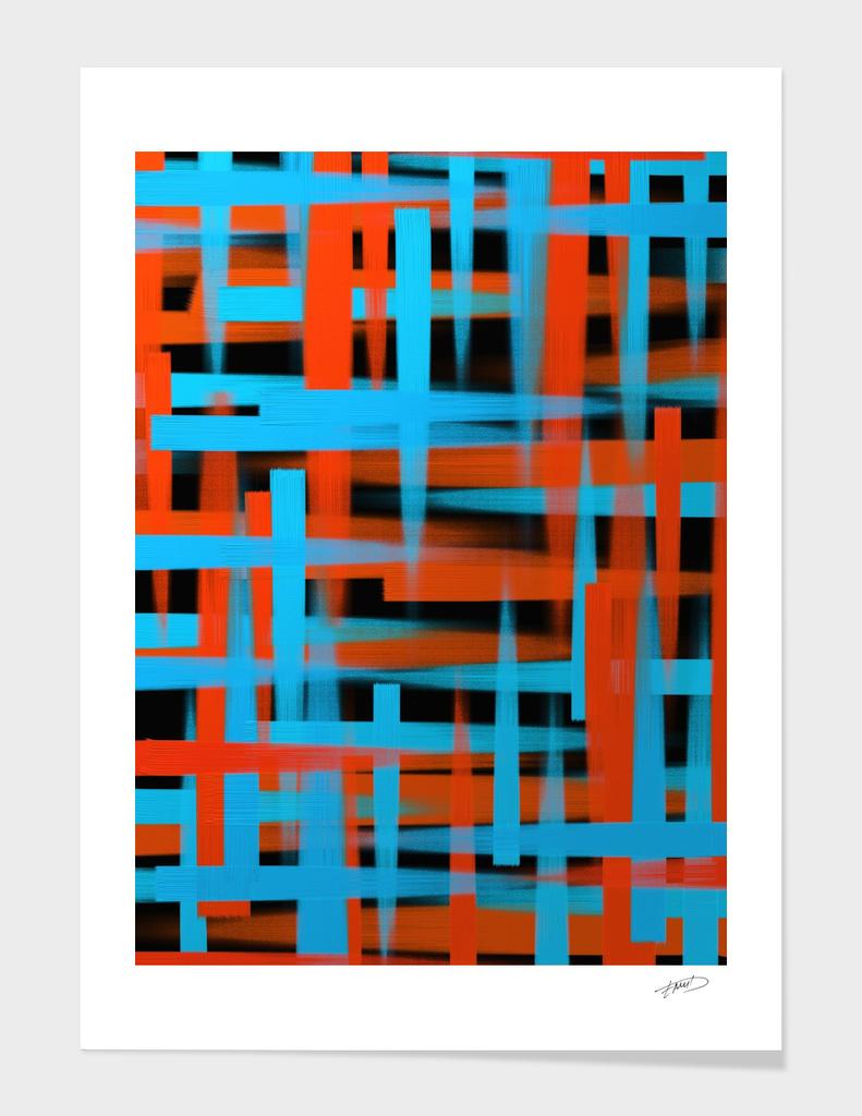 Abstract | Brush strokes