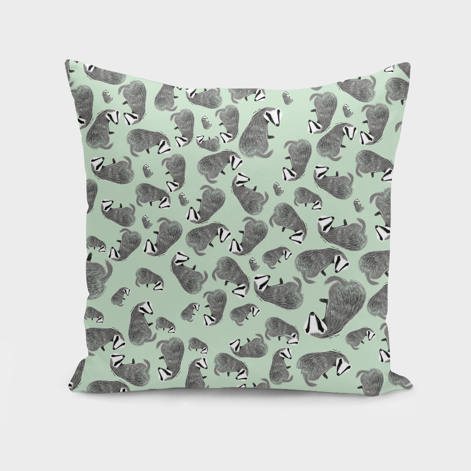 Badger pattern