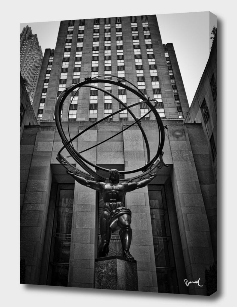 New York BW 04