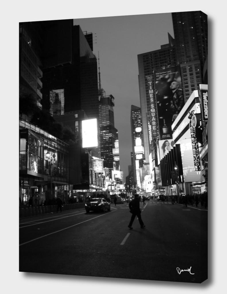 New York BW 01