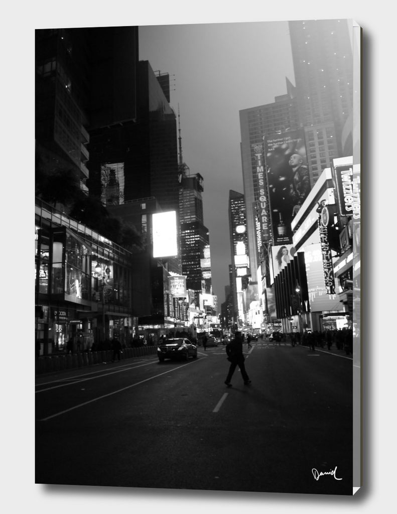 New York BW 01
